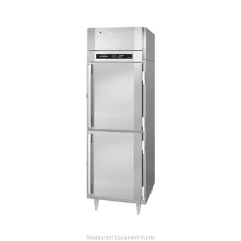 Victory RSA-1D-S1-PT-HD Pass-Thru Refrigerator 1 section (Magnified)