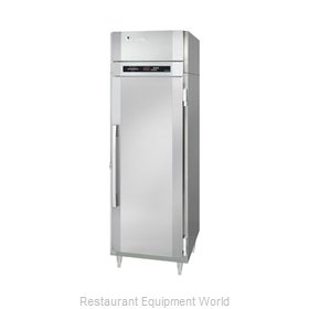 Victory RSA-1D-S1-PT Pass-Thru Refrigerator 1 section