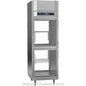 Victory RSA-1D-S1-PTHDGDHC Refrigerator, Pass-Thru