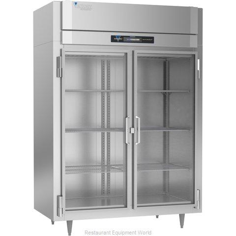 Victory RSA-2D-S1-EW-HC-GD Refrigerator, Reach-In