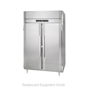 Victory RSA-2D-S1-EW Reach-in Refrigerator 2 sections