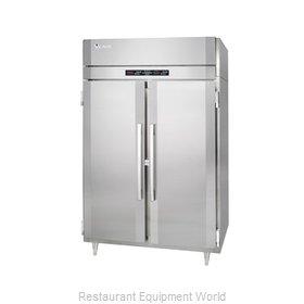 Victory RSA-2D-S1-EW Refrigerator, Reach-In