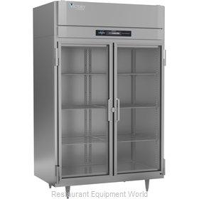 Victory RSA-2D-S1-HC-GD Refrigerator, Reach-In