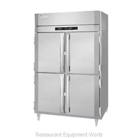 Victory RSA-2D-S1-HD Reach-in Refrigerator 2 sections