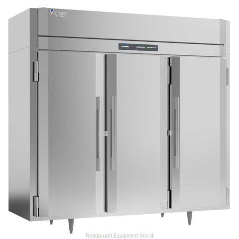 Victory RSA-3D-S1-EW-HC Refrigerator, Reach-In
