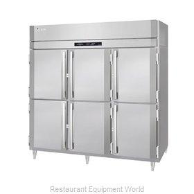Victory RSA-3D-S1-EWPTHDHC Refrigerator, Pass-Thru