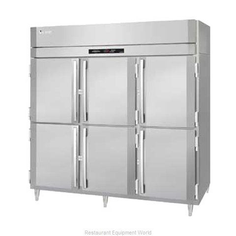 Victory RSA-3D-S1-HD Reach-in Refrigerator 3 sections