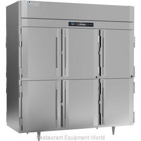 Victory RSA-3D-S1-PT-HD-HC Refrigerator, Pass-Thru