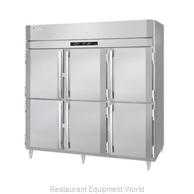 Victory RSA-3D-S1-PT-HD Refrigerator, Pass-Thru