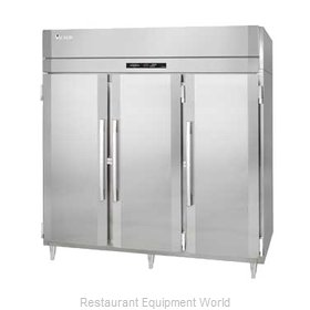Victory RSA-3D-S1 Reach-in Refrigerator 3 sections