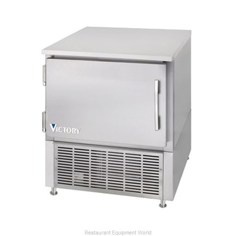 Victory RURS-1-S1 Reach-in Undercounter Refrigerator 1 section