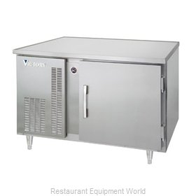Victory URS-1-S1 Reach-in Undercounter Refrigerator 1 section