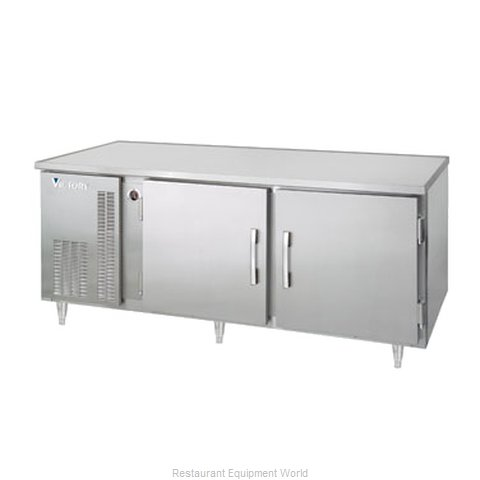 Victory URS-2-S1 Reach-in Undercounter Refrigerator 2 section