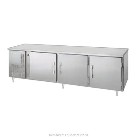 Victory URS-3-S1 Reach-in Undercounter Refrigerator 3 section