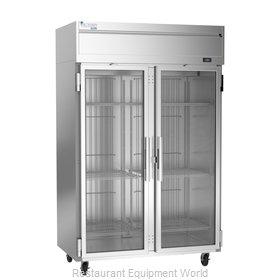 Victory VEFSA-2D-GD-HC Freezer, Reach-In