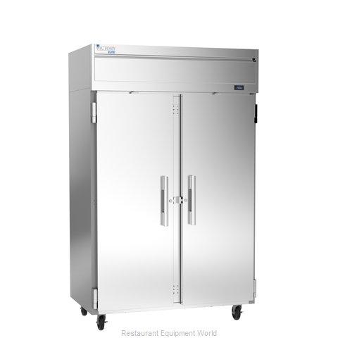 Victory VEFSA-2D-SD-HC Freezer, Reach-In