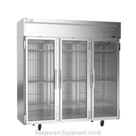 Victory VEFSA-3D-GD-HC Freezer, Reach-In