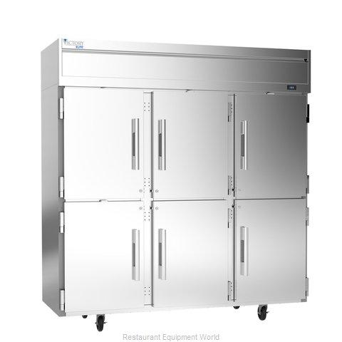 Victory VEFSA-3D-HD-HC Freezer, Reach-In