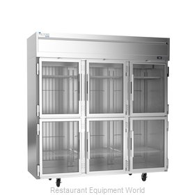 Victory VEFSA-3D-HG-HC Freezer, Reach-In