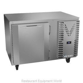 Victory VUR46HC Refrigerator, Undercounter, Reach-In