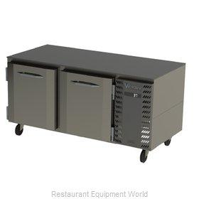 Victory VUR67 Refrigerator, Undercounter, Reach-In