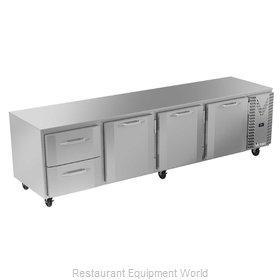 Victory VURD119HC-2 Refrigerator, Undercounter, Reach-In