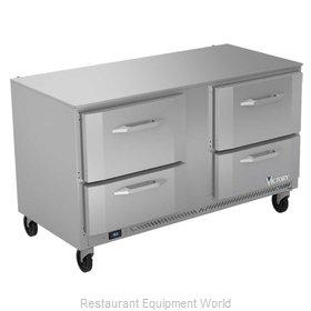 Victory VURD60HC-4 Refrigerator, Undercounter, Reach-In