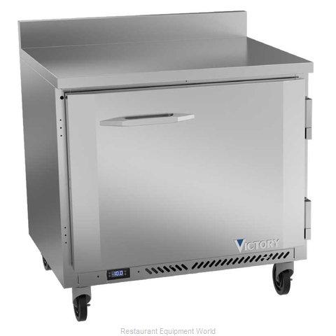 Victory VWF36HC Freezer Counter, Work Top
