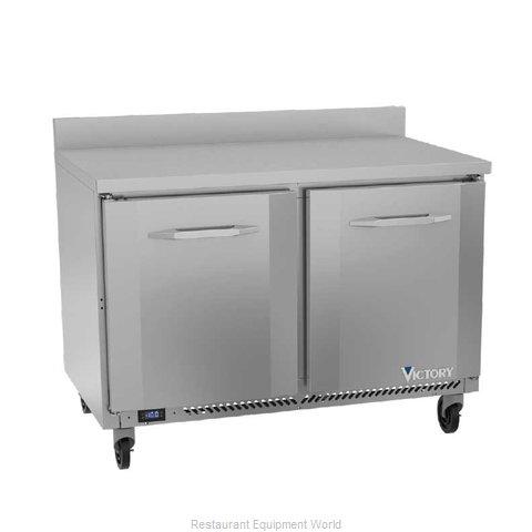 Victory VWF48HC Freezer Counter, Work Top