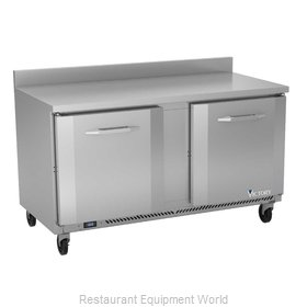 Victory VWF60HC Freezer Counter, Work Top