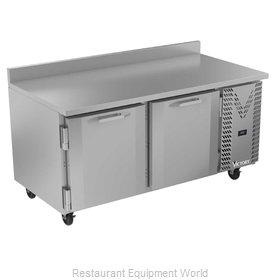Victory VWF67HC Freezer Counter, Work Top