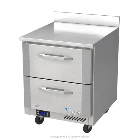 Victory VWFD27HC-2 Freezer Counter, Work Top