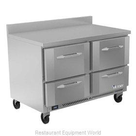 Victory VWFD60HC-4 Freezer Counter, Work Top