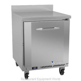 Victory VWR27HC Refrigerated Counter, Work Top