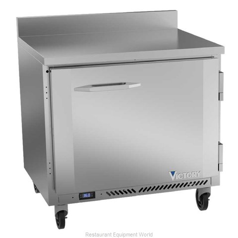 Victory VWR36HC Refrigerated Counter, Work Top