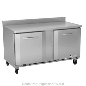 Victory VWR60HC Refrigerated Counter, Work Top