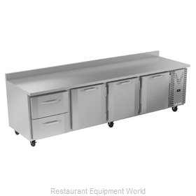 Victory VWRD119HC-2 Refrigerated Counter, Work Top
