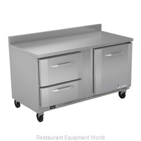 Victory VWRD60HC-2 Refrigerated Counter, Work Top