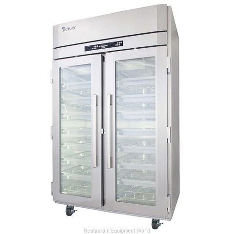 Victory WC-2D-S1 Reach-in Wine Refrigerator 2 sections