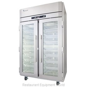 Victory WCDT-2D-S1 Reach-in Wine Refrigerator 2 sections