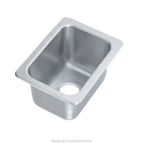 Vollrath 101-1-1 Sink, Drop-In