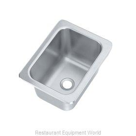 Vollrath 101-1-2 Sink, Drop-In