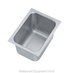 Vollrath 10101-0 Sink Bowl, Weld-In / Undermount