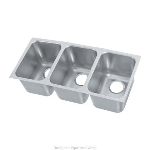 Vollrath 10103-1 Sink Bowl, Weld-In / Undermount