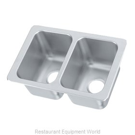 Vollrath 102-1-1 Sink, Drop-In