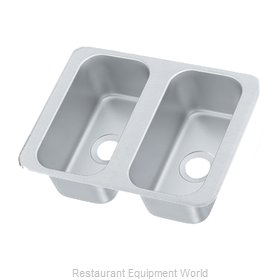 Vollrath 12065-2 Sink, Drop-In