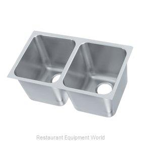 Vollrath 12122-1 Sink Bowl, Weld-In / Undermount