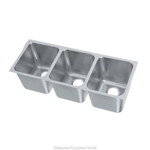 Vollrath 12123-1 Sink Bowl, Weld-In / Undermount