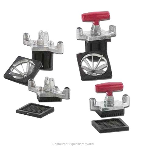 Vollrath 15063 Fruit Vegetable Slicer, Cutter, Dicer Parts & Accessories (Magnified)