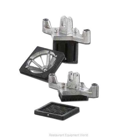 Vollrath 15083 Fruit Vegetable Slicer, Cutter, Dicer Parts & Accessories (Magnified)